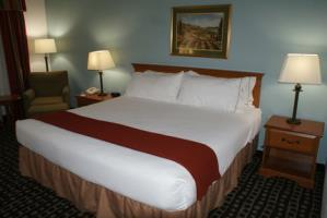 Hotel Holiday Inn Express Fayetteville