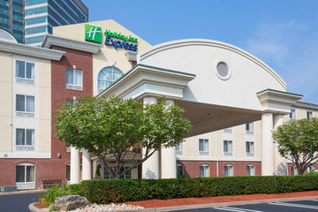 Holiday Inn Express Hotel  Suites Tower Cente