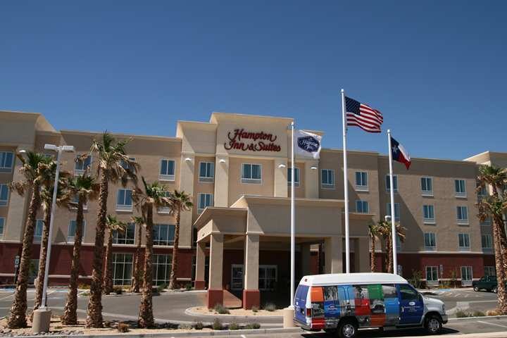 Hotel Hampton Inn Suites El Paso West