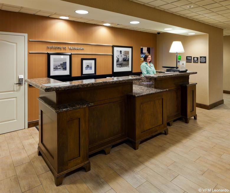 Hotel Hampton Inn & Suites Fairbanks