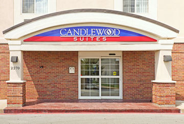 Hotel Candlewood Suites Fayetteville