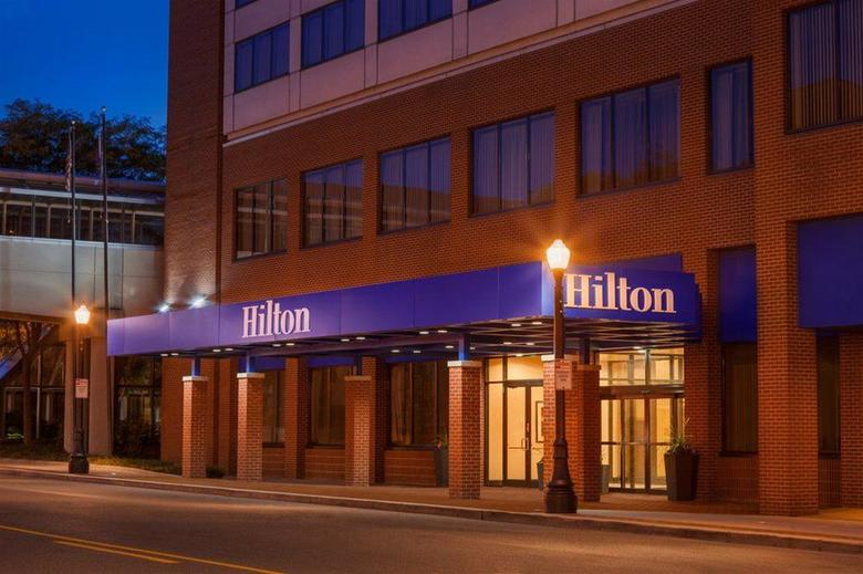 Hotel Hilton Fort Wayne At The Grand Wayne Convention Center
