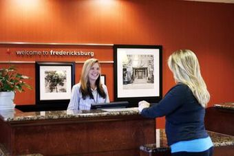 Hotel Hampton Inn Suites Fredericksburgat Celebrate Virginia