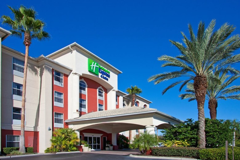 Hotel Holiday Inn Express & Suites Orlando International Airport