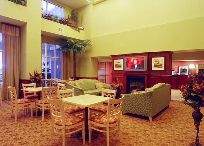 Hotel Hampton Inn Suites Greenville