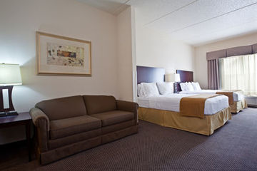 Holiday Inn Express Hotel & Suites Chicago Airport West O'hare