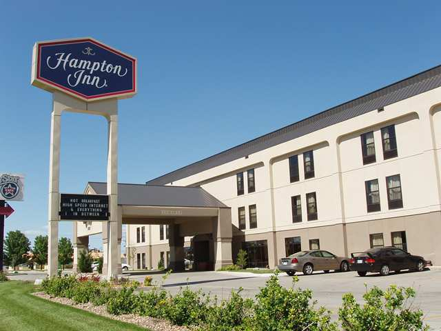 Hotel Hampton Inn Hutchinson