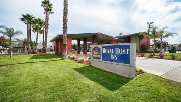 Hotel Best Western Royal Host Inn