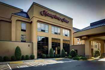 Hotel Hampton Inn Richmond South West Hull St.