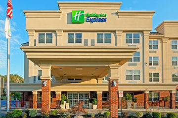 Hotel Holiday Inn Express Woodbridge