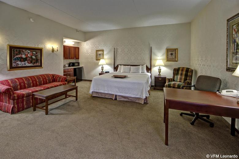 Hotel Hampton Inn Morristown