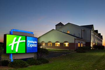 Hotel Holiday Inn Express Mt. Vernon