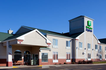 Hotel Holiday Inn Express Watertown