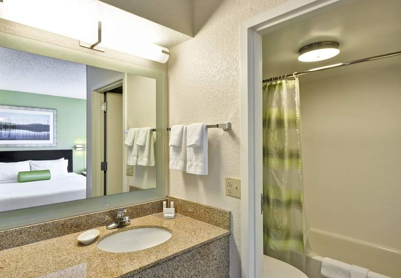 Hotel Springhill Suites Marriott Houston Hobby Airport