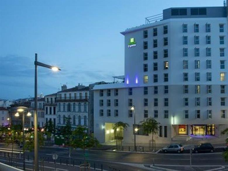 Hotel Holiday Inn Express Marseille - Saint Charles