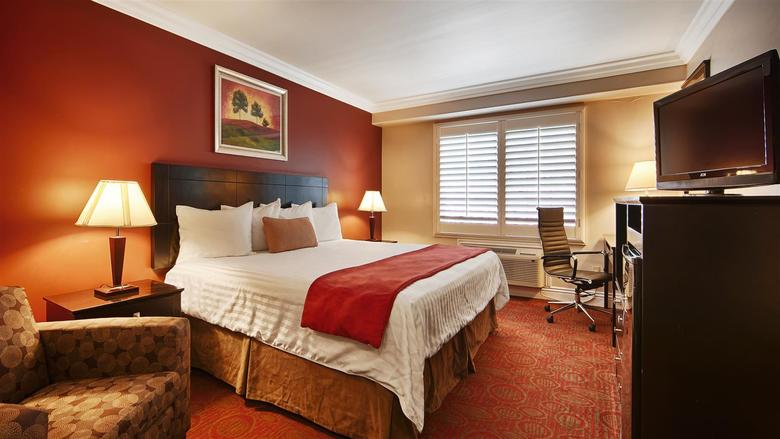 Hotel Best Western Burbank Airport Inn