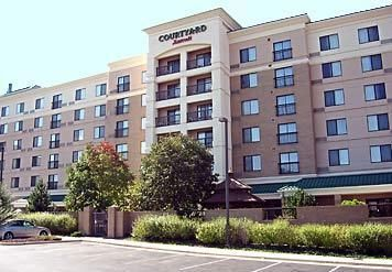 Hotel Courtyard Overland Park Convention Center