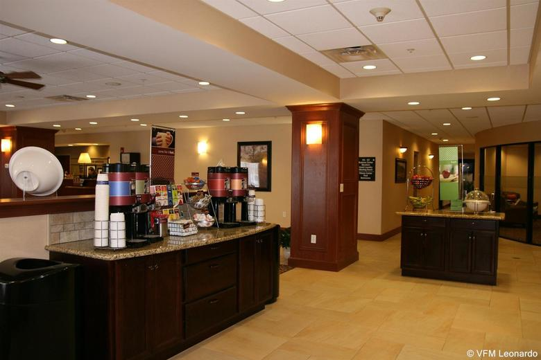 Hotel Hampton Inn Watertown