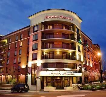 Hotel Hampton Inn Suites Nashville Downtown