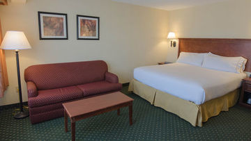 Hotel Holiday Inn Express South Burl