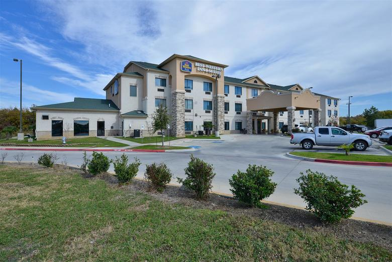 Hotel Best Western Plus Burleson Inn