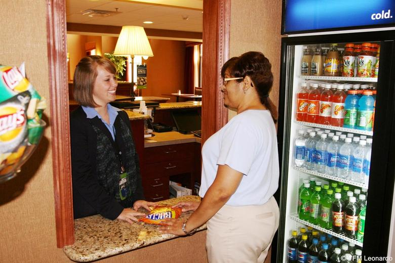 Hotel Hampton Inn Suites Murray