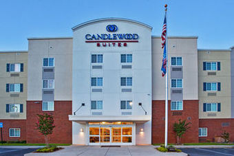 Hotel Candlewood Suites Columbus South