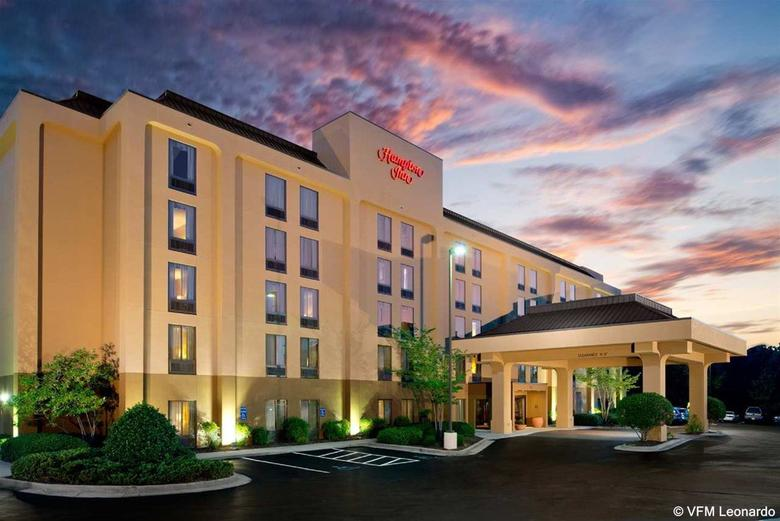 Hotel Hampton Inn Columbia Northeast (two Notch Road)