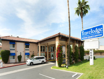 Hotel Travelodge Orange County Airport/ Costa Mesa