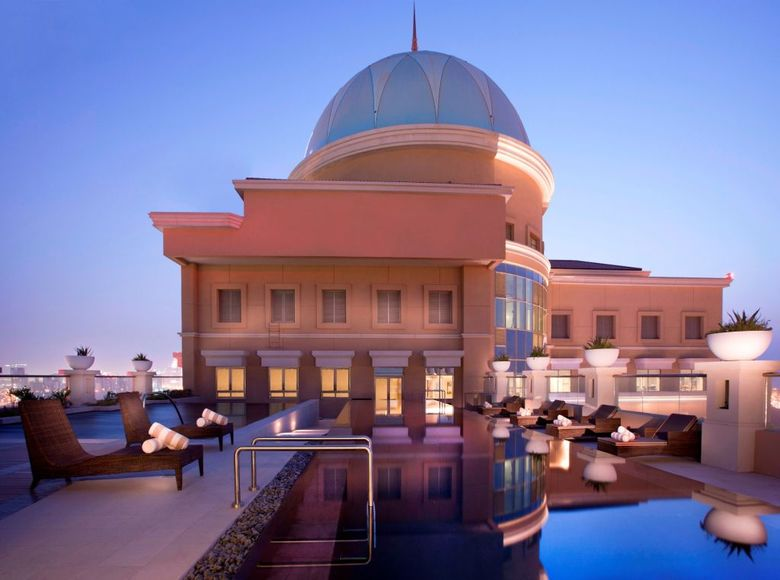 Hotel Pullman Mall Of The Emirates