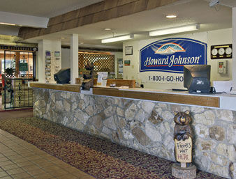 Hotel Howard Johnson Inn Evanston Wy