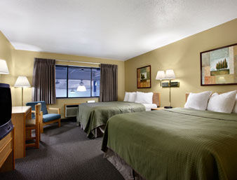Hotel Howard Johnson Inn Fargo Nd