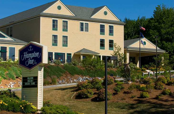 Hotel Hampton Inn Freeport/brunswick