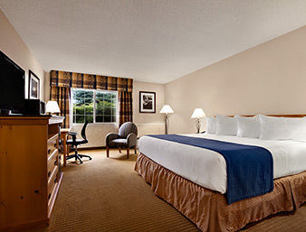 Hotel Ramada Spokane Airport And Indoor Waterpark