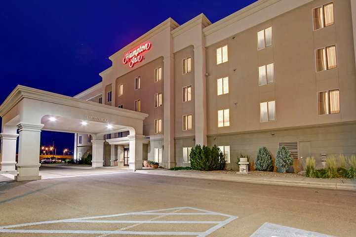 Hotel Hampton Inn Great Falls Mt