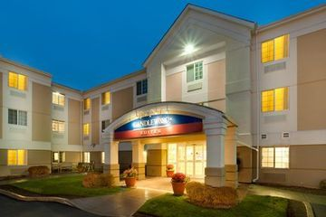 Hotel Candlewood Suites Windsor Locks Bradley Arpt
