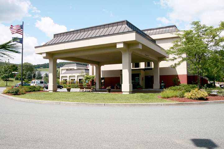 Hotel Hampton Inn White River Junction