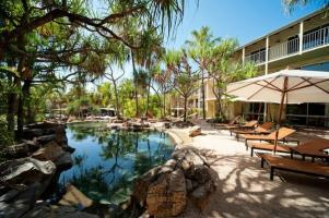 Hotel Club Crocodile Resort Airlie Beach