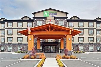 Hotel Holiday Inn Express Courtenay Comox Valley