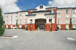 Hotel Best Western Red Deer Inn  Suites