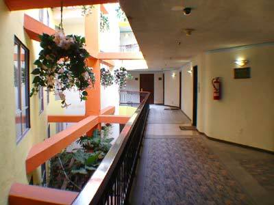 Hotel Howard Johnson Plaza Zacatecas