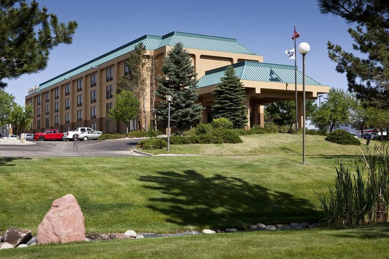 Hotel Hampton Inn Colorado Springs Central Air Force Academy
