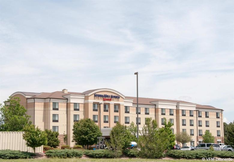 Hotel Springhill Suites Colorado Springs South