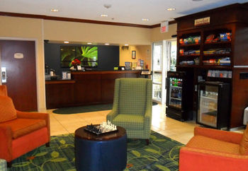 Hotel Fairfield Inn And Suites Colorado Springs South