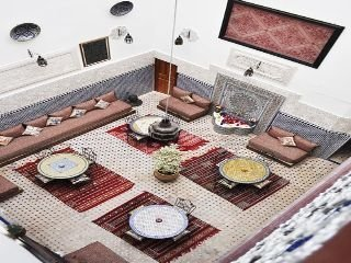 Bed & Breakfast Riad Al Akhawaine