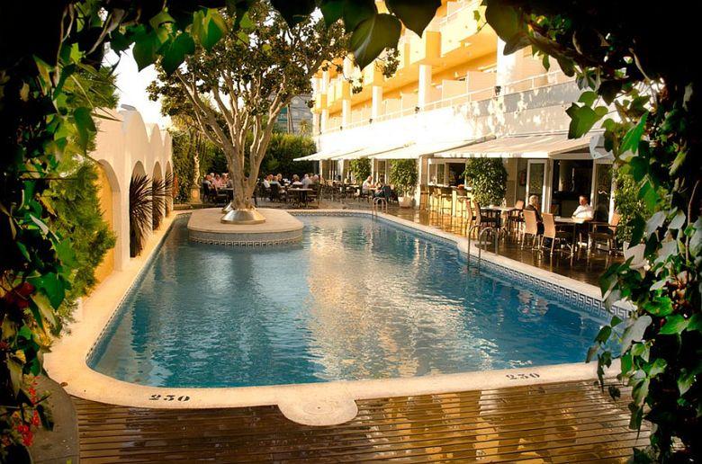 Augusta Club Hotel Lloret De Mar