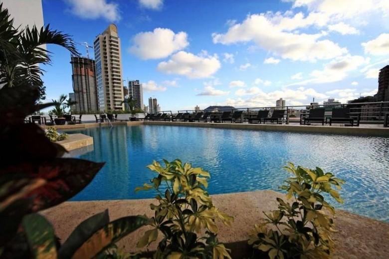 Hotel Marriott Executive Apartments Panama City Finisterre
