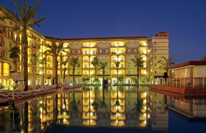 Hotel Ohtels Islantilla Suites & Spa