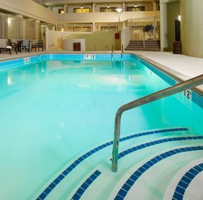 Hotel Crowne Plaza Indianapolis-airp