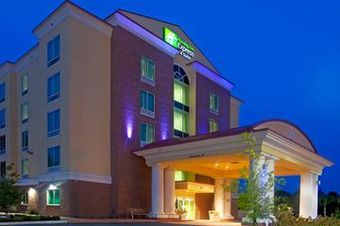 Holiday Inn Express Hotel & Suites Chaffee-jacksonville West